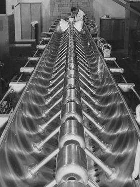 Particle Accelerator, Cern, Geneva, 20th Century