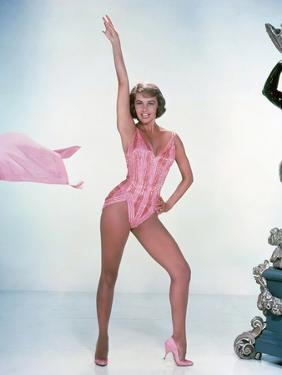 PARTY GIRL, 1958 directed by NICOLAS RAY Cyd Charisse (photo)