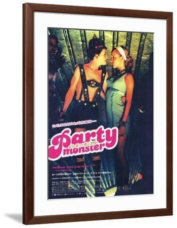Party Monster - Japanese Style--Framed Poster