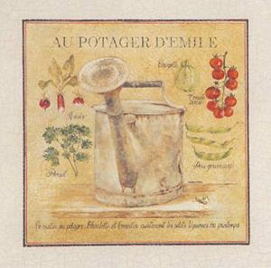 Au Potager d'Emile by Pascal Cessou