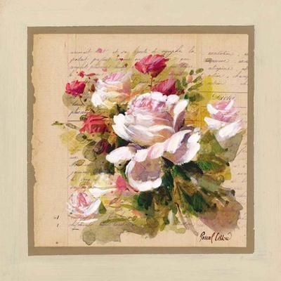 Bouquet Roses Blanches et Roses