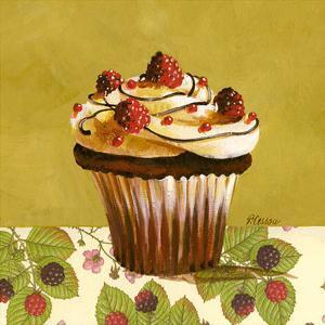 Cupcake Framboise by Pascal Cessou