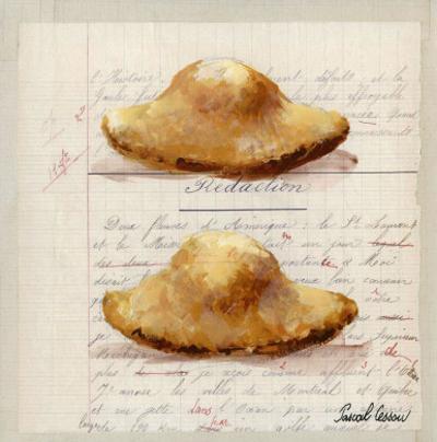 Madeleines by Pascal Cessou