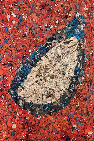 The Amazing Spider-Man #700 Cover: Spider-Man, Venom by Pascal Garcin