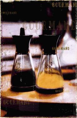 Gourmand: Salt & Pepper II by Pascal Normand