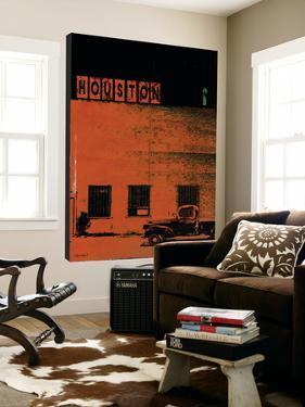Vice City (Houston, orange) by Pascal Normand