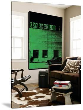 Vice City (Los Angeles, green) by Pascal Normand