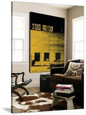 Vice City (New, York, Yellow) by Pascal Normand