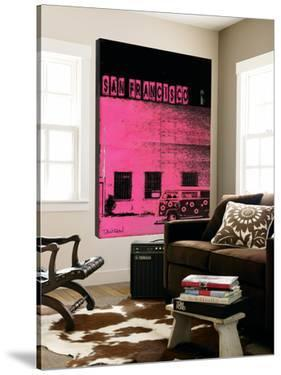 Vice City (San Francisco, Pink) by Pascal Normand