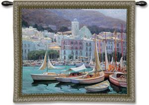 Setting Sail by Pascual Bueno