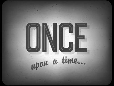 Old Cinema Phrase (Once Upon A Time) by pashabo