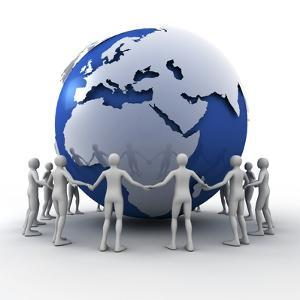 Global Communication by PASIEKA