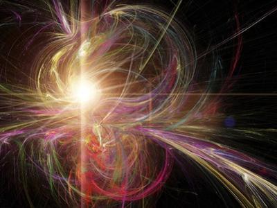 Higgs Boson, Conceptual Artwork