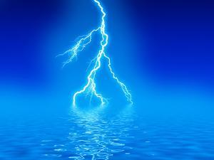 Lightning by PASIEKA