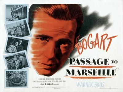 Passage to Marseille, 1944