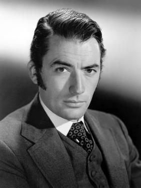 Passion Fatale THE GREAT SINNER by RobertSiodmack with Gregory Peck, 1949 (b/w photo)