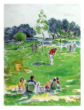 Golf by Pat Berger
