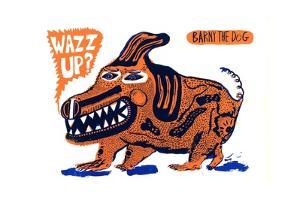Wazz Up? by Pat Macdonald