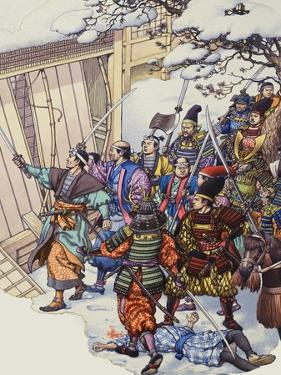 The Legend of the Forty-Seven Ronin by Pat Nicolle