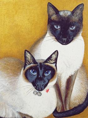 Mavis and Barnaby by Pat Scott