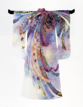 Kimono by Pat Woodworth