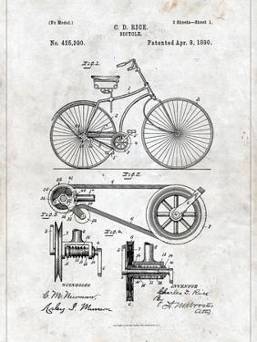 Bicycle by Patent