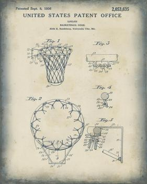 Patented Sport VI by Studio W
