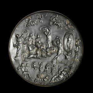 Patera of Parabiago: the Triumph of Attis and Cybele