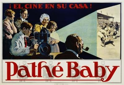 Pathe Baby Poster