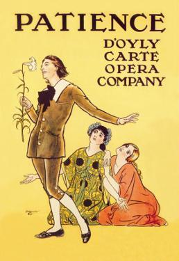 Patience: D'Oyly Carte Opera Company