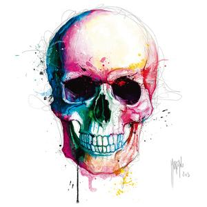 Angel`s Skull by Patrice Murciano