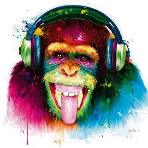DJ Monkey by Patrice Murciano