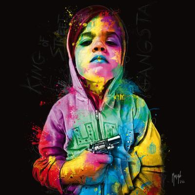 Gangsta Child, King of Street by Patrice Murciano