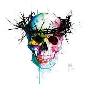 Jesus´ Skull by Patrice Murciano
