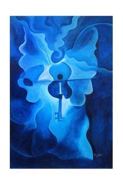 Angelic Concerto, 2010 by Patricia Brintle