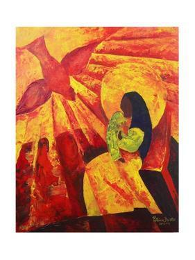 Annunciation, 2011 by Patricia Brintle