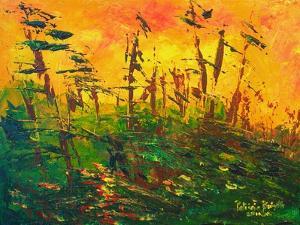 Bayou, 2011 by Patricia Brintle