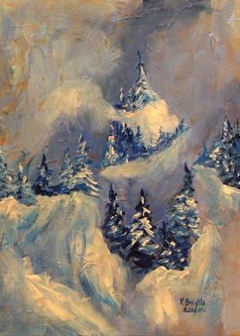 Big Horn Peak, 2009 by Patricia Brintle