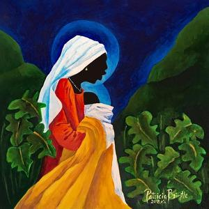 Madonna and Child - Gentle Song by Patricia Brintle