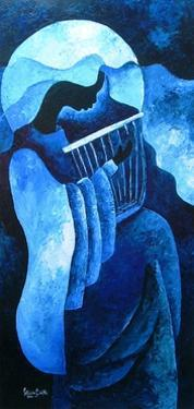 Sacred melody, 2012 by Patricia Brintle