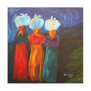 Three Sisters, 2007 by Patricia Brintle