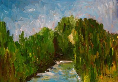 Winding River, 2009