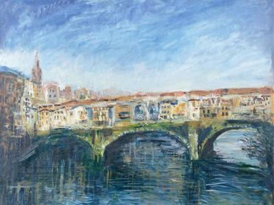 The Ponte Vecchio, Florence, 1995