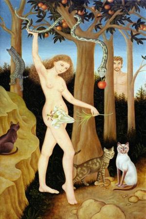 Adam and Eve, 1990