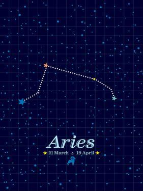Aries by Patricia Pino