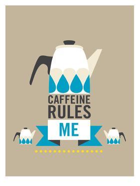 Caffeine by Patricia Pino