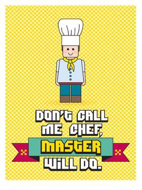 Master Chef by Patricia Pino
