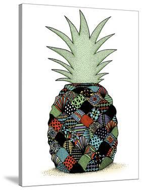 Pineapple by Patricia Pino