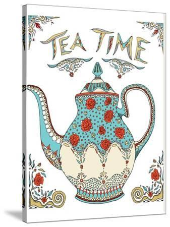 Teatime by Patricia Pino