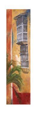Balcones De Cartagena I by Patricia Pinto